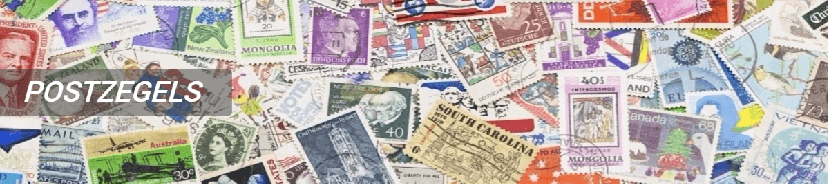 banner postzegels